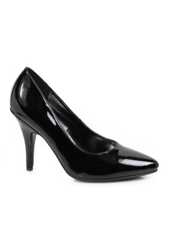 """Women's Black 4"""" Heels"""