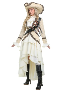 Captivating Pirate Womens Plus Size Costume