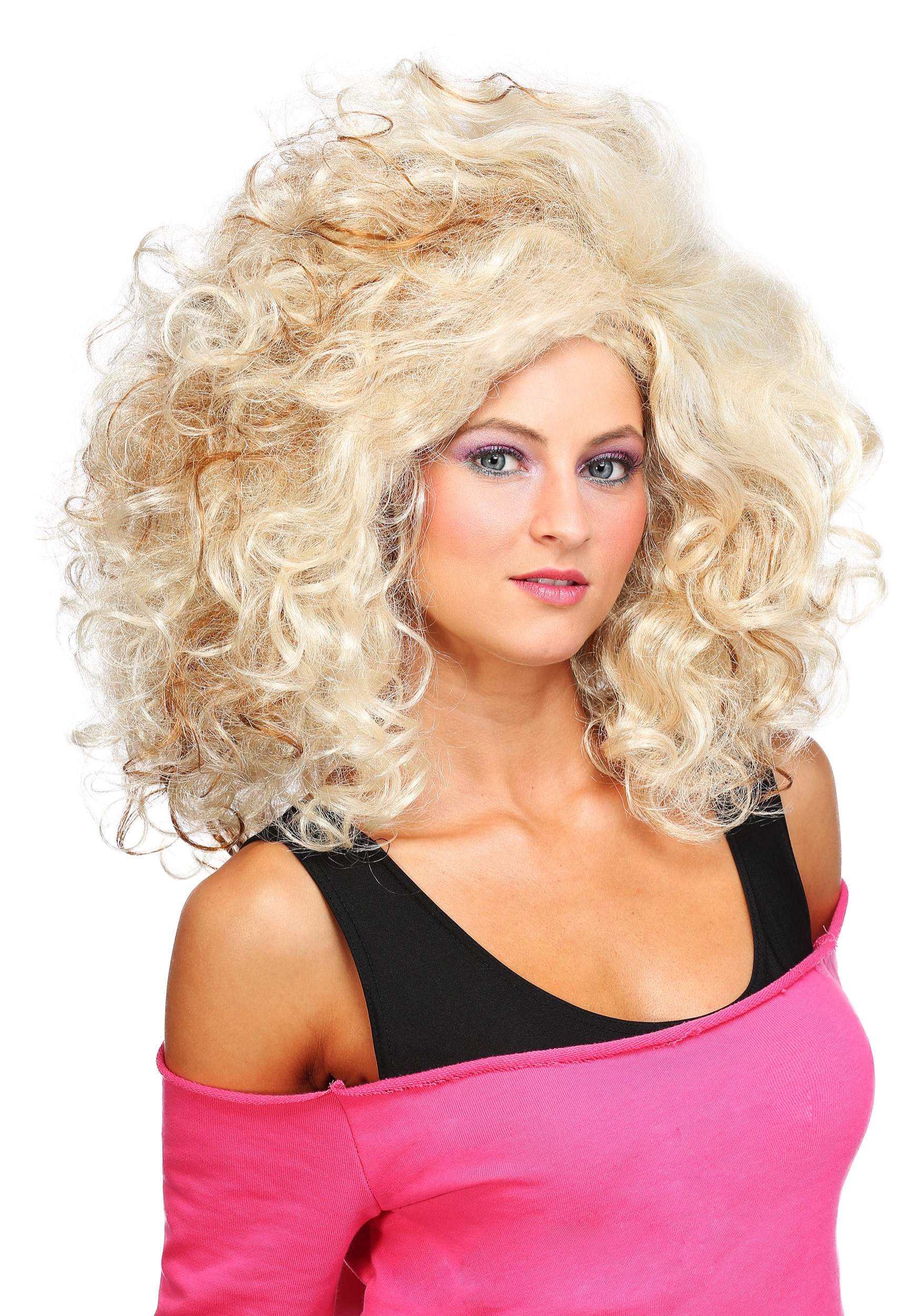 80s Glamour Womens Wig
