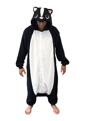 Adult Skunk Kigurumi