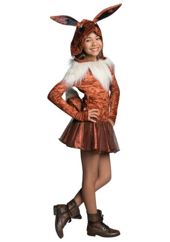Eevee Hoodie Dress