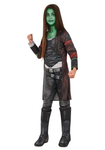 Girls Deluxe Gamora