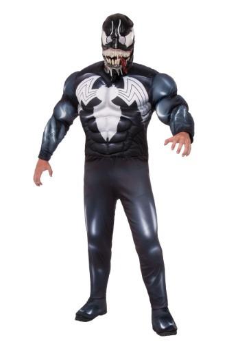 Venom Deluxe Mens Costume