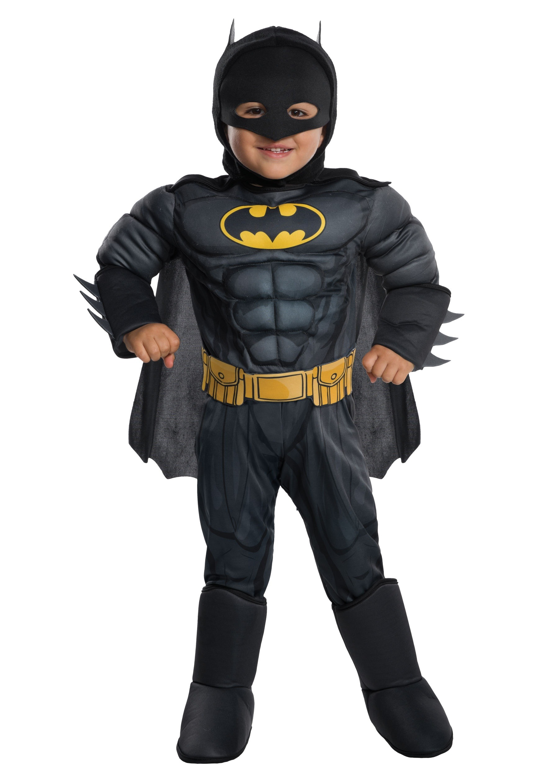 Toddler Deluxe Officially Licensed Bat Girl Costume