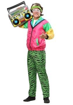 Mens 80's Jock Plus Size Costume