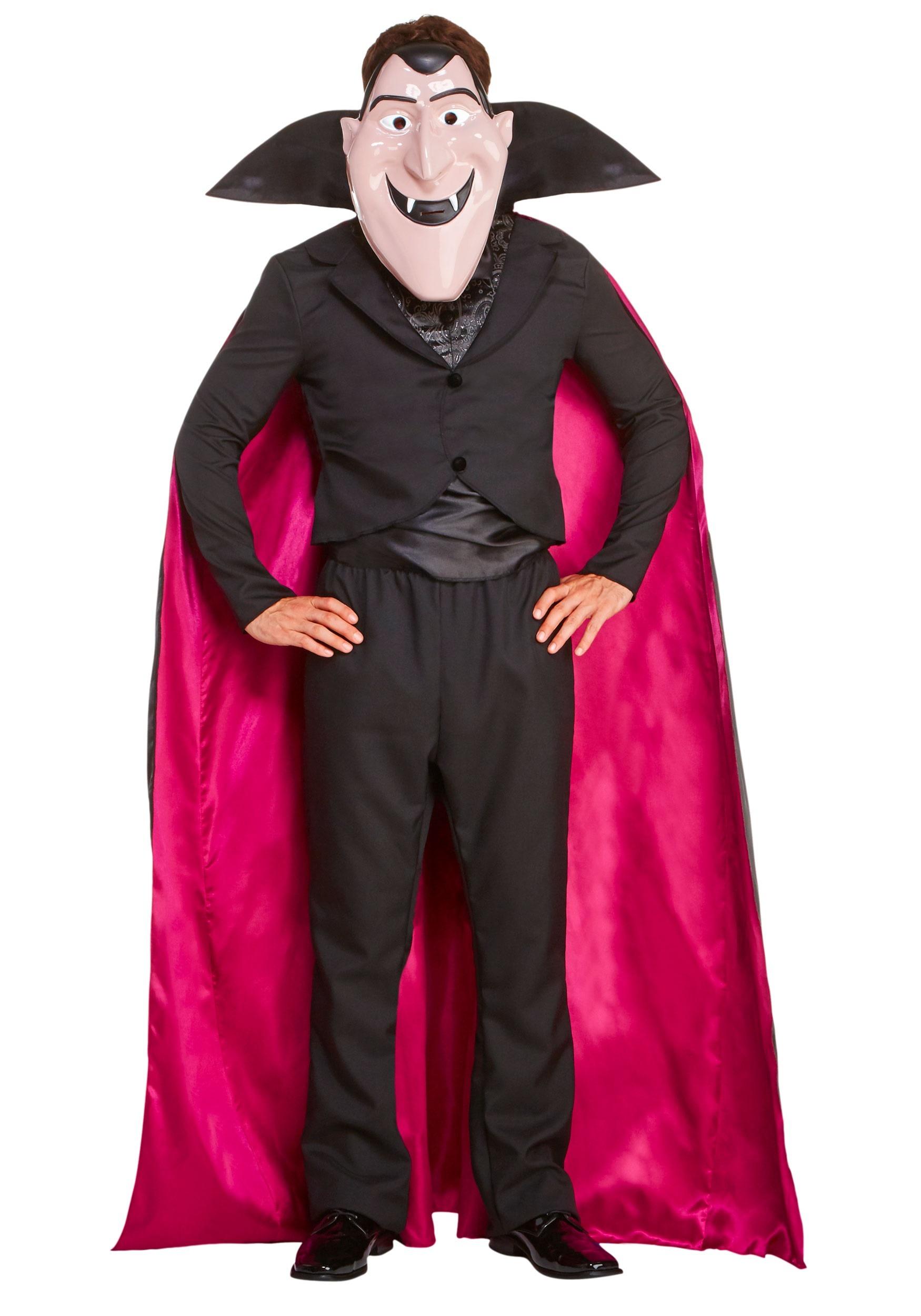 Dracula Classic Fancy Dress Costume for Men