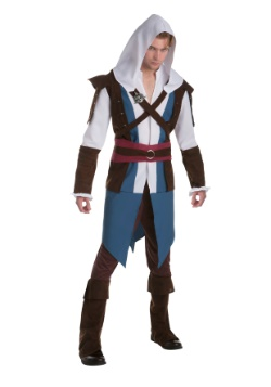 Assassins Creed Edward Kenway Mens Costume