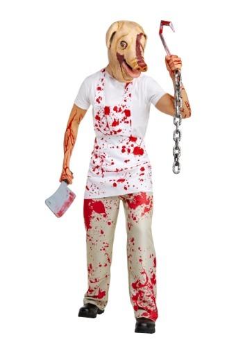 American Horror Story Piggy Man Costume