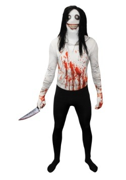 Jeff the Killer Adult Morphsuit