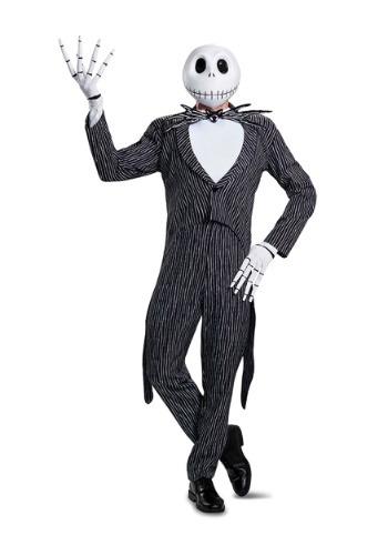 Jack Skellington Prestige Mens Costume