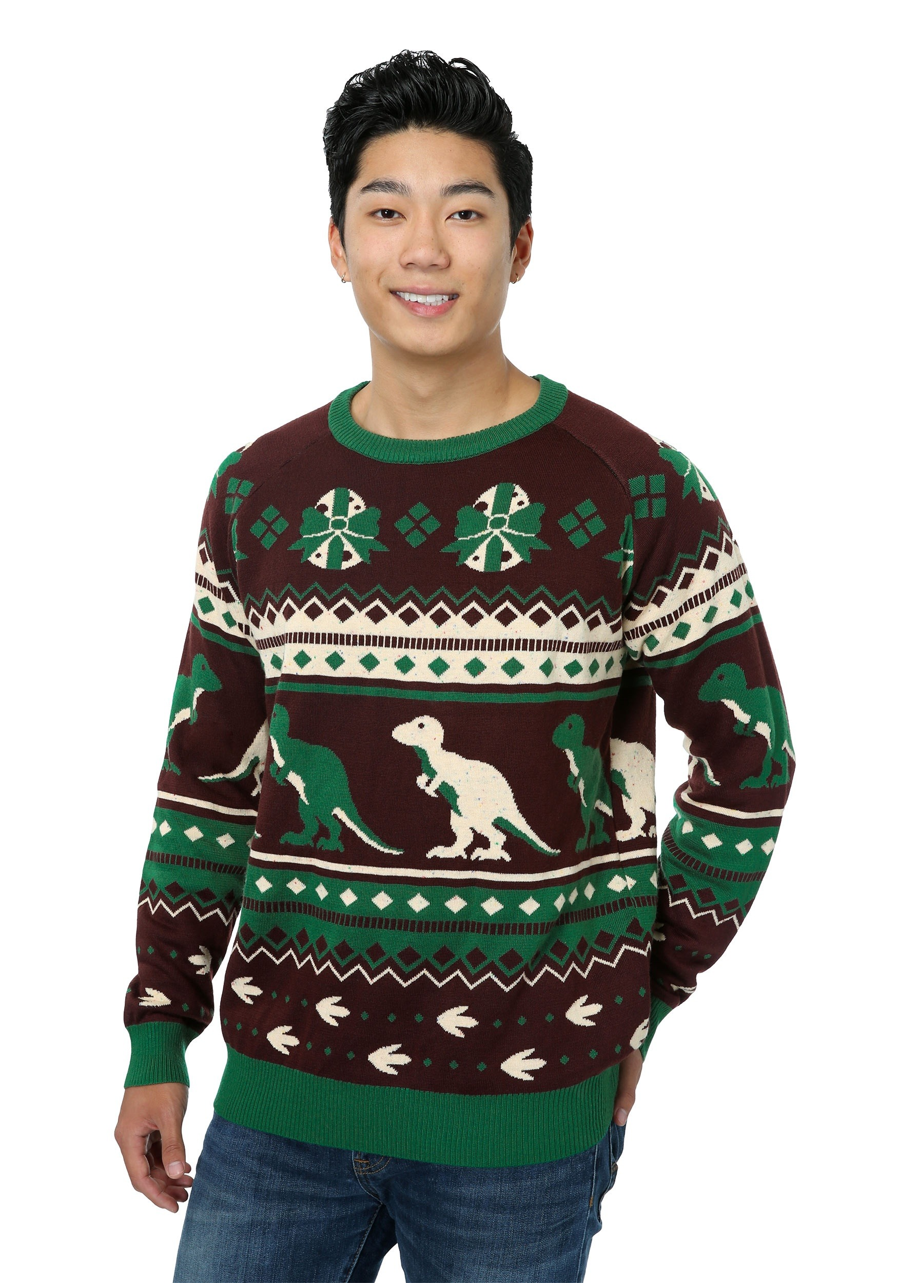 Ugly Christmas Sweaters-Sweatshirts Get ugly with our Christmas sweaters and sweatshirts! You haven't lived 'till you checked out our Ugly Christmas Sweatshirts -- all the glory of a grandma-style ugly Christmas sweater, half the price, twice the laughs, and with .