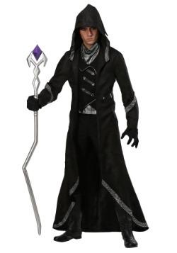 Men's Plus Size Modern Warlock Costume