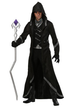 Men's Plus Size Modern Warlock Costume