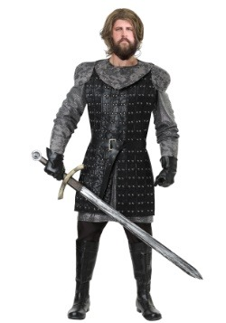 Mens Wolf Warrior Costume