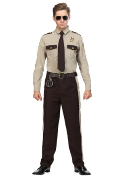 Men's Sheriff Costume