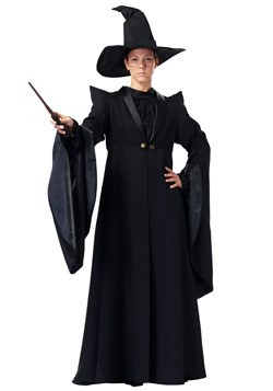 Adult Deluxe Plus Size Professor McGonagall Costume