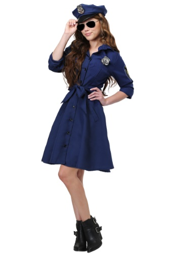 Flirty Cop Womens Costume