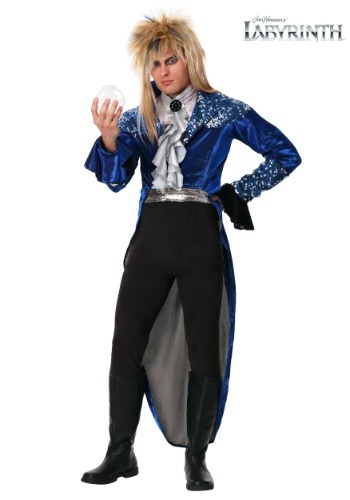 Labyrinth Deluxe Jareth Adult Costume