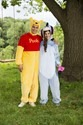 Winnie the Pooh Deluxe Adult Costume Alt 3