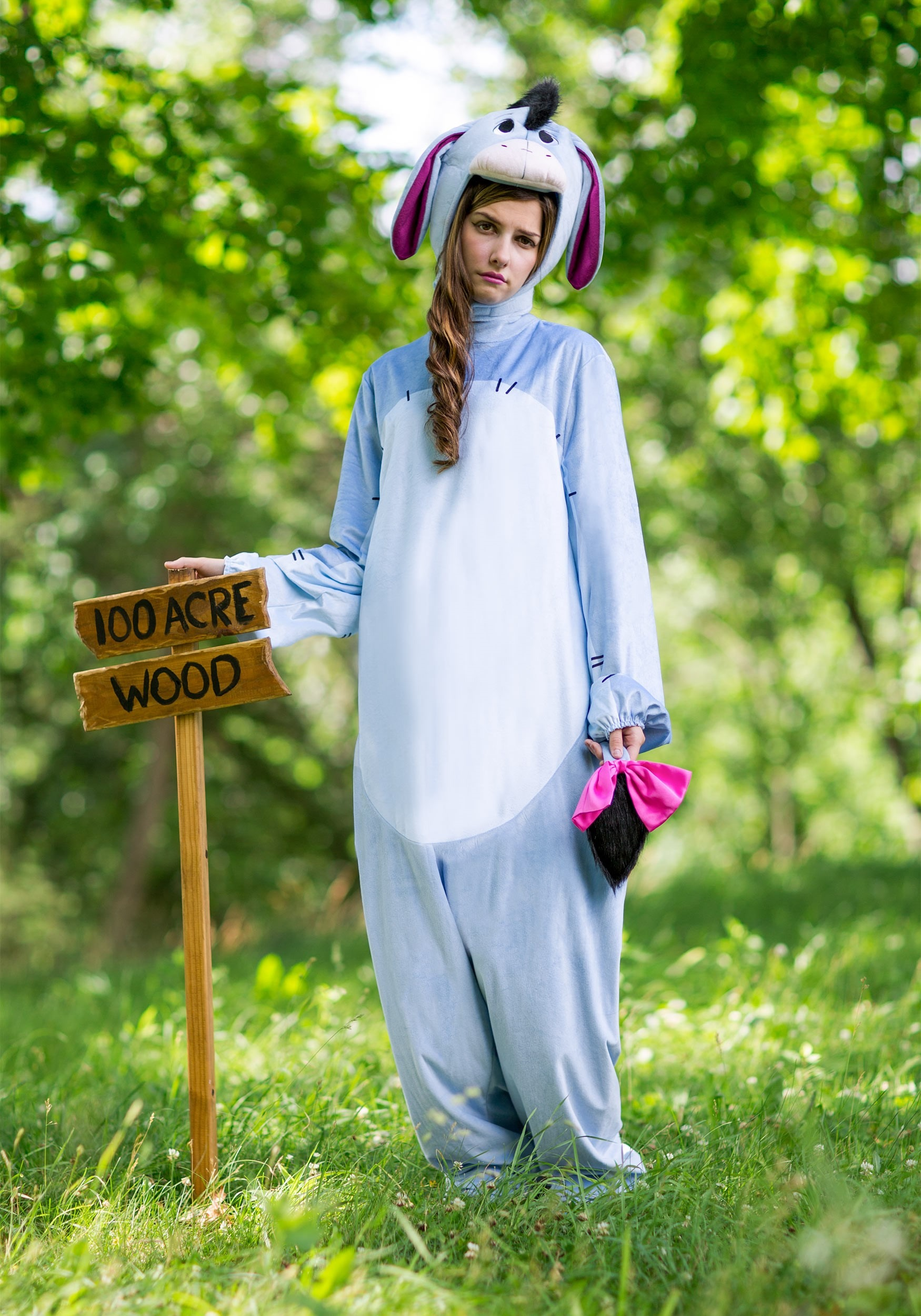 Adult Deluxe Eeyore Costume  sc 1 st  Halloween Costumes UK & Winnie the Pooh Costumes - Tigger Costumes Piglet Costumes for ...
