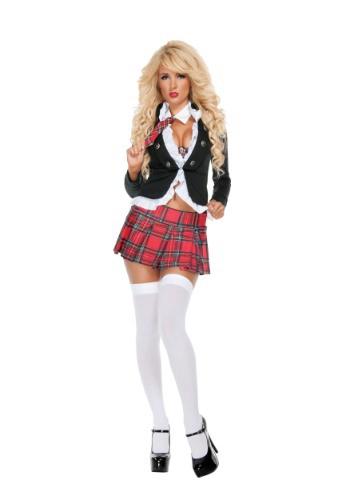 Uptown School Girl Womens Costume