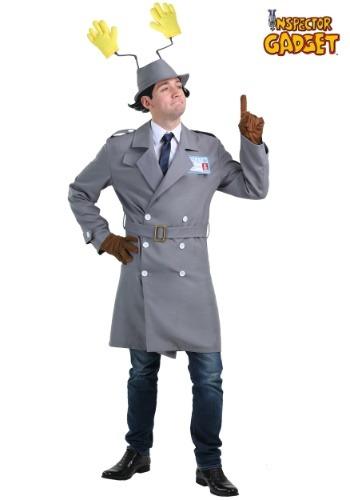 Inspector Gadget Plus Size Mens Costume