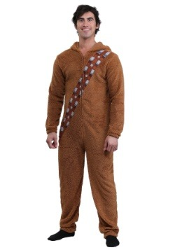 Star Wars Chewbacca Adult Onesie