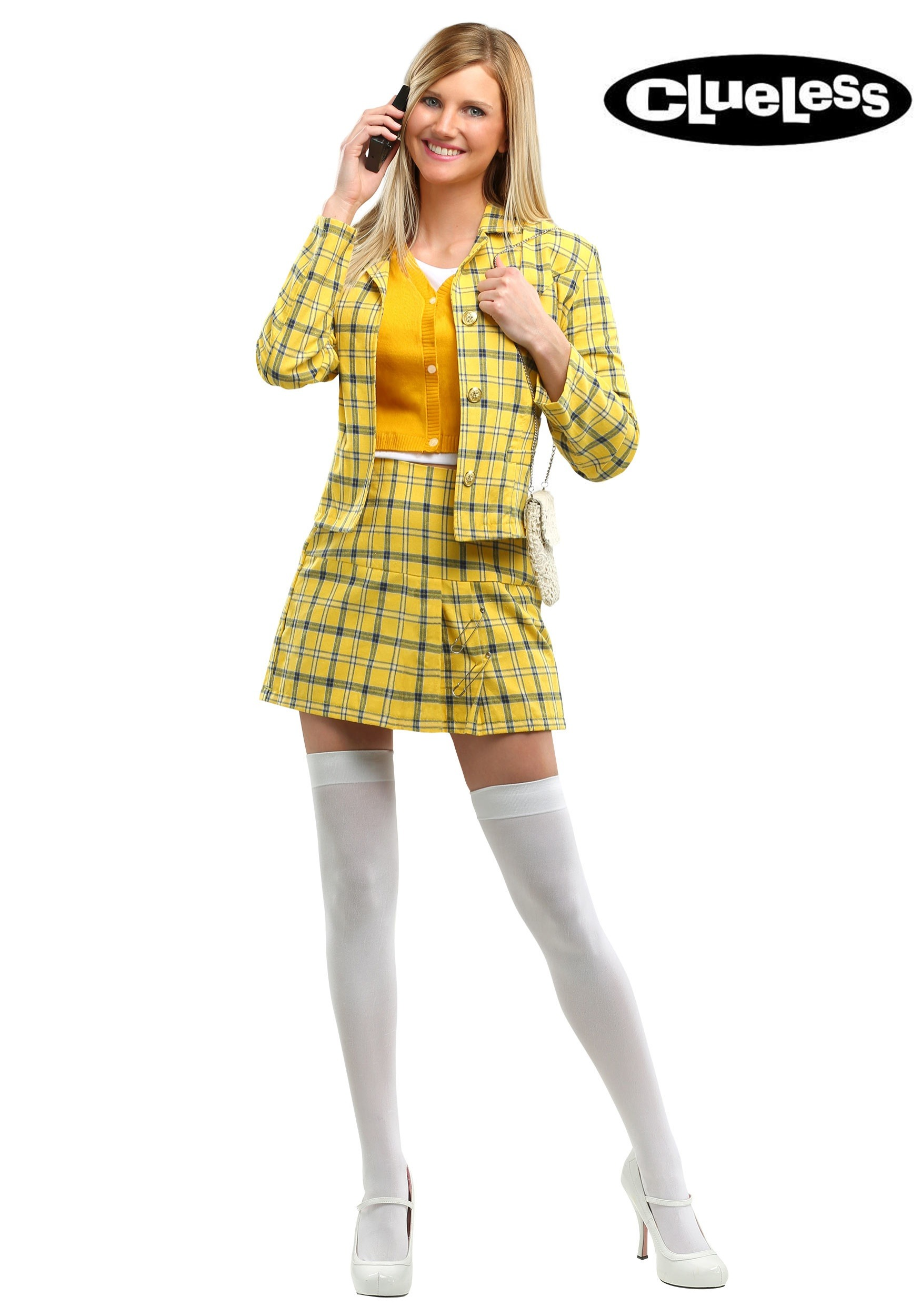 Clueless Cher Plus Size Womens Costume  sc 1 st  Halloween Costumes UK & Plus Size Costumes - Sexy Mens Womens Plus Size Halloween Costumes