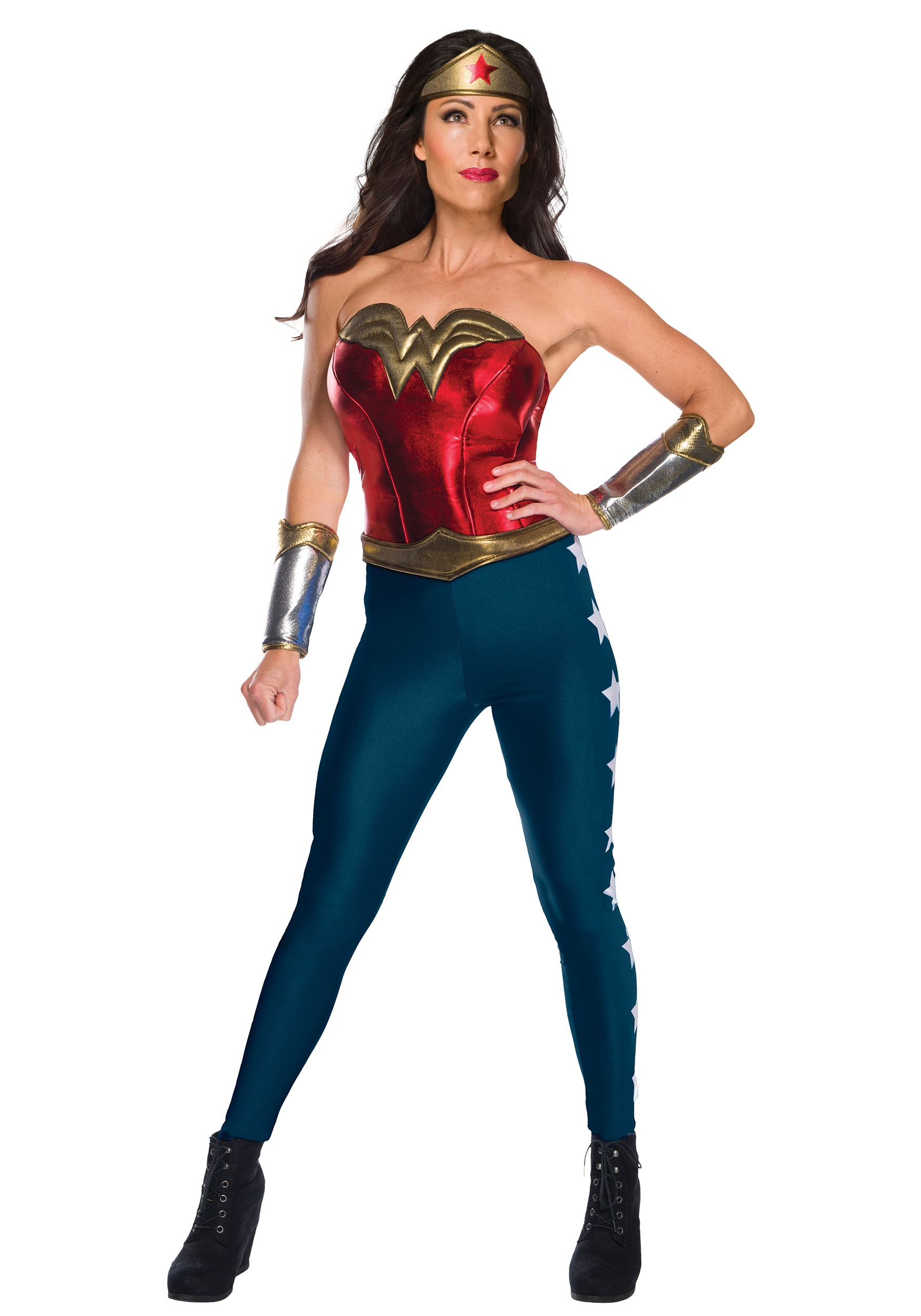 Dc Wonder Woman Adult Costume-4927