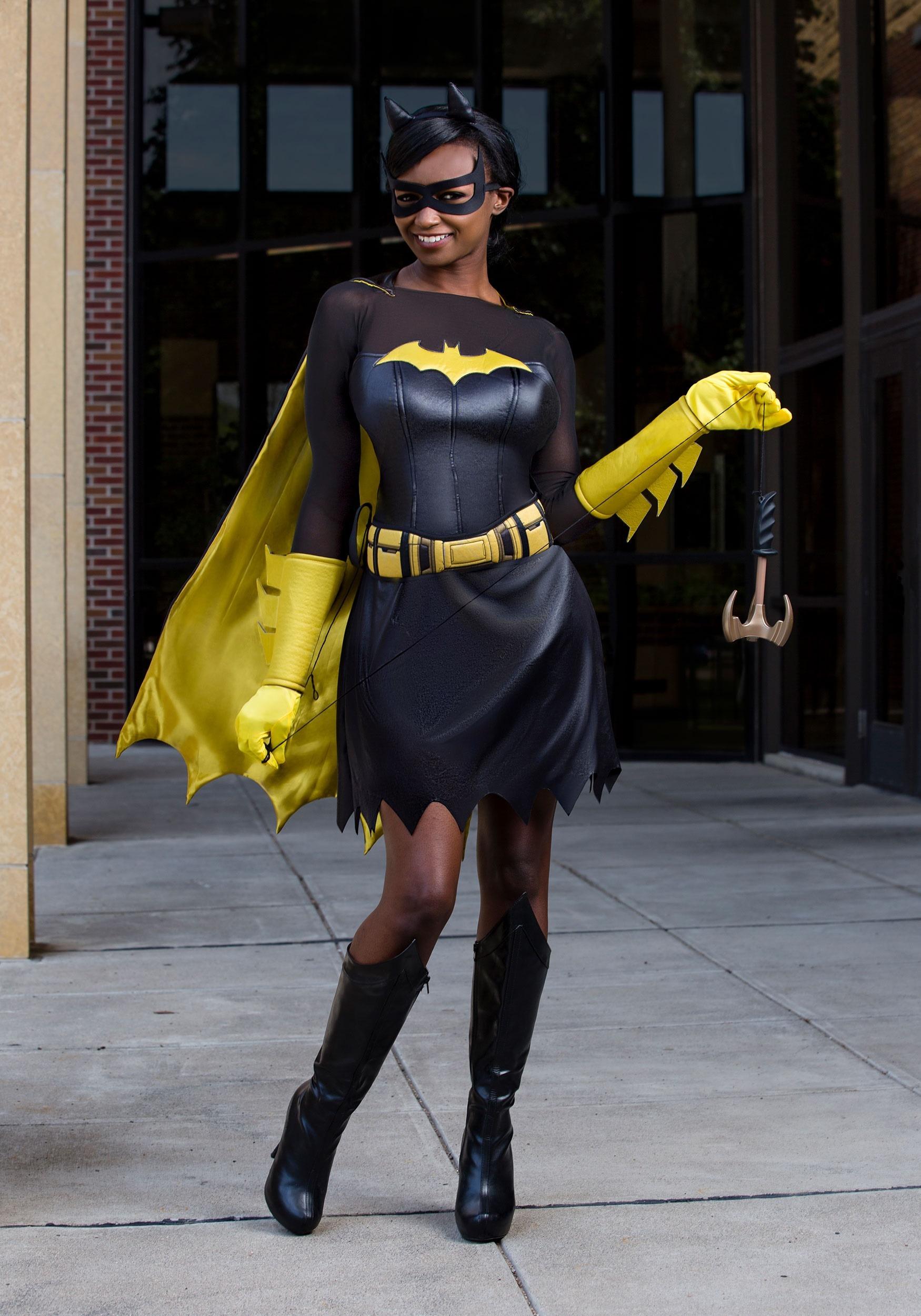 Dc Deluxe Batgirl Womens Costume-6322