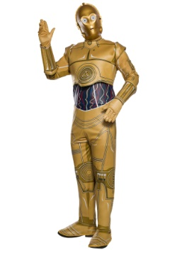 Star Wars Adult C-3PO Costume