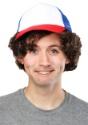 Strange Stuff Adult Wig and Baseball Hat