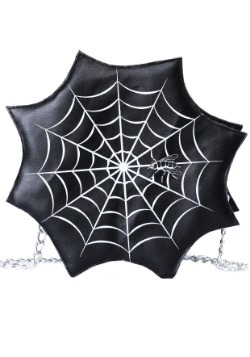 Women's Spider Web Purse