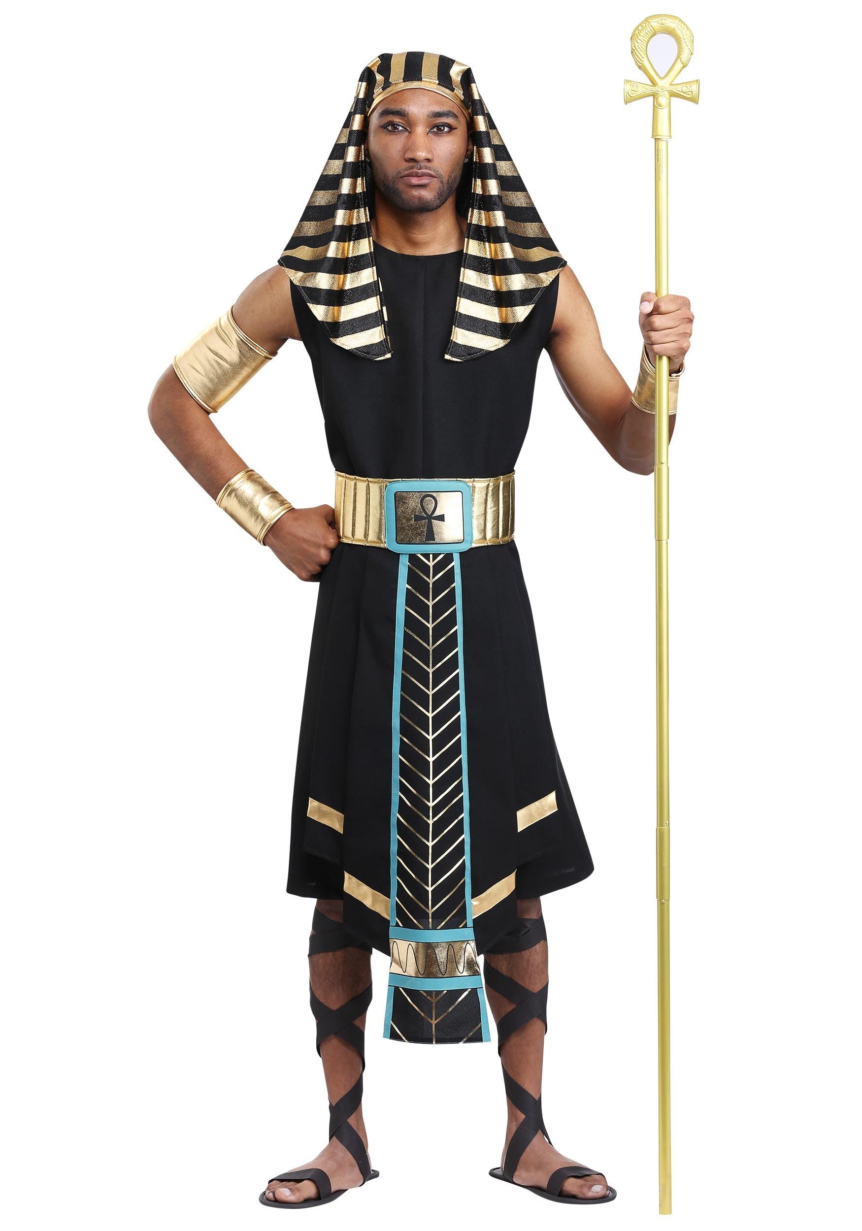 Egyptian Pharaoh Mens Adult King Of