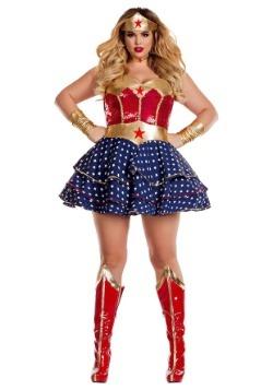 Wonderful Sweetheart Plus Size Womens Costume