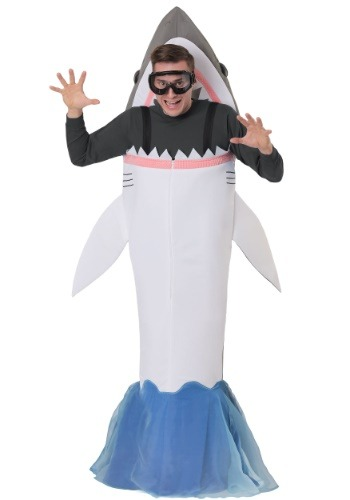 Adult Shark Attack Costume