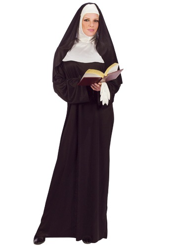 Mother Superior Nun Costume