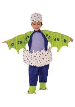 Toddler Hatchimals Just Hatched Draggles Costume