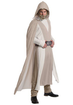 Star Wars The Last Jedi Deluxe Luke Skywalker Adult Costume