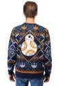 Star Wars BB8 Seasonal Navy Sweater