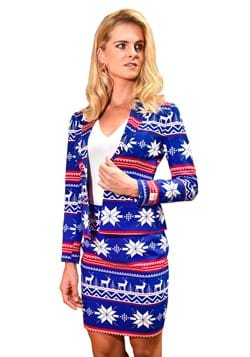Women's Christmas Sweater OppoSuit