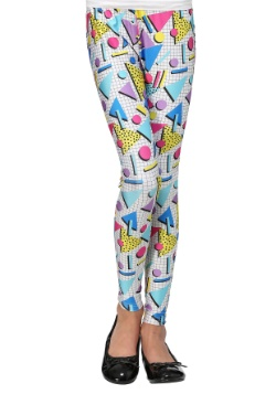 80's Party Girl Leggings