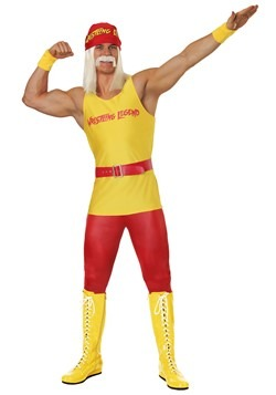 Men's Wrestling Legend Costume