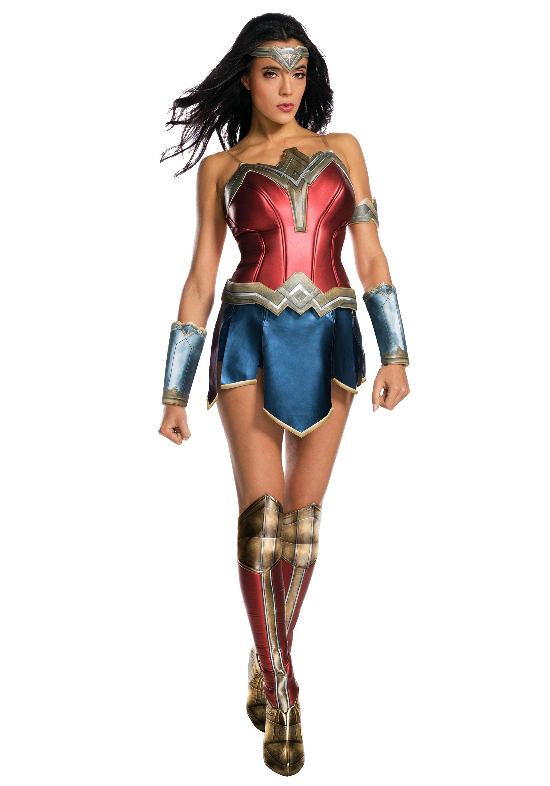 wonder woman costumes - adult wonder woman costume