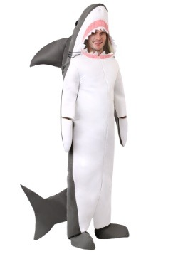 Adult's Great White Shark Costume