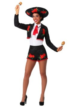 Flirty Mariachi Women's Costume