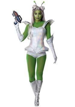 Women's Galactic Alien Babe