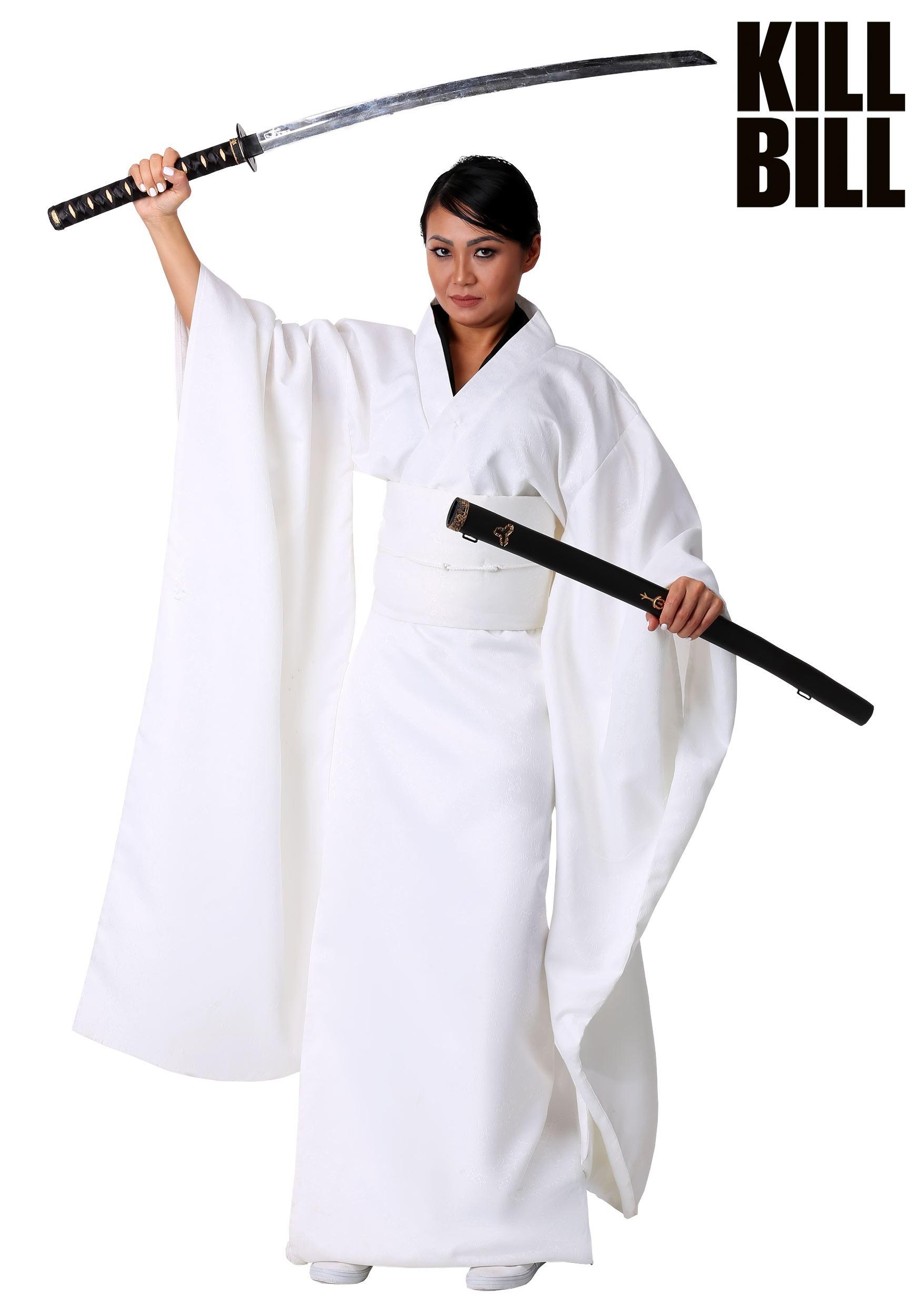 Women's Kill Bill O Ren Ishii Costume