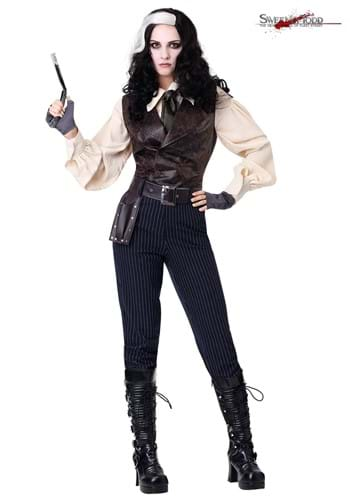 Female Sweeney Todd Costume