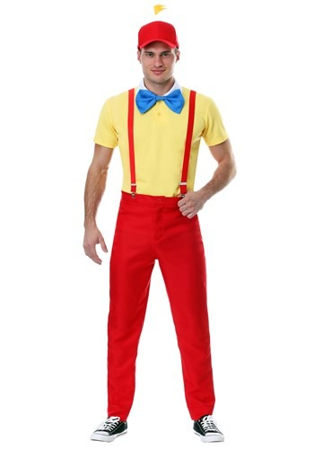 Dapper Tweedle Dee/Dum Men's Plus Size Costume